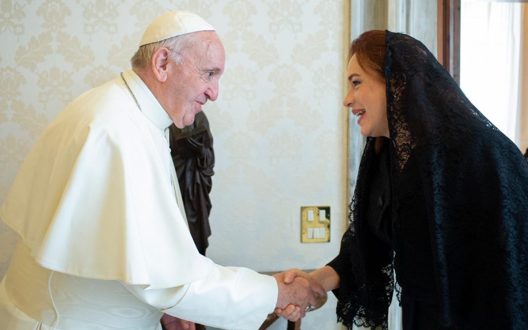 NOTE TO CORRESPONDENTS: IN MEETING WITH POPE FRANCIS, UN GENERAL ASSEMBLY PRESIDENT AFFIRMS THAT MULTILATERALISM IS THE ONLY WAY FORWARD IN ADDRESSING THE NEEDS OF HUMANITY