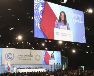 Op-Ed: Ayons l'audace d'agir pour le climat