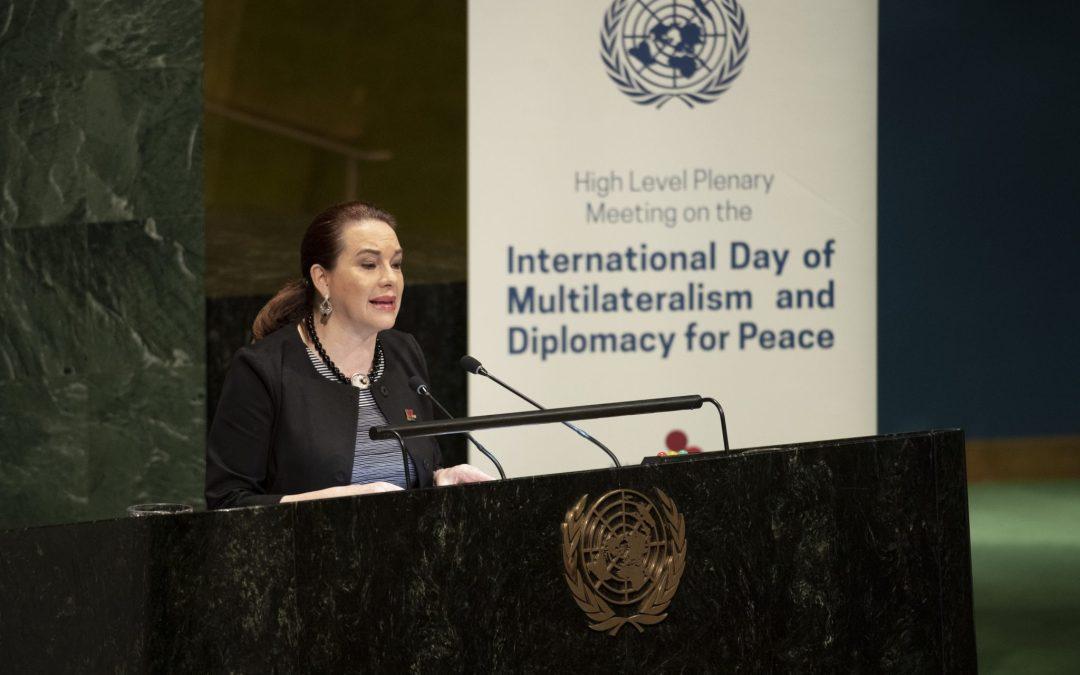 Día Internacional del Multilateralismo y la Diplomacia para la Paz