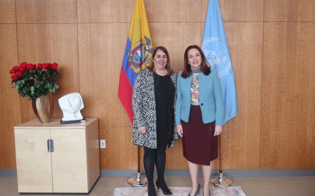 READOUT: meeting with the Ambassador of Cuba