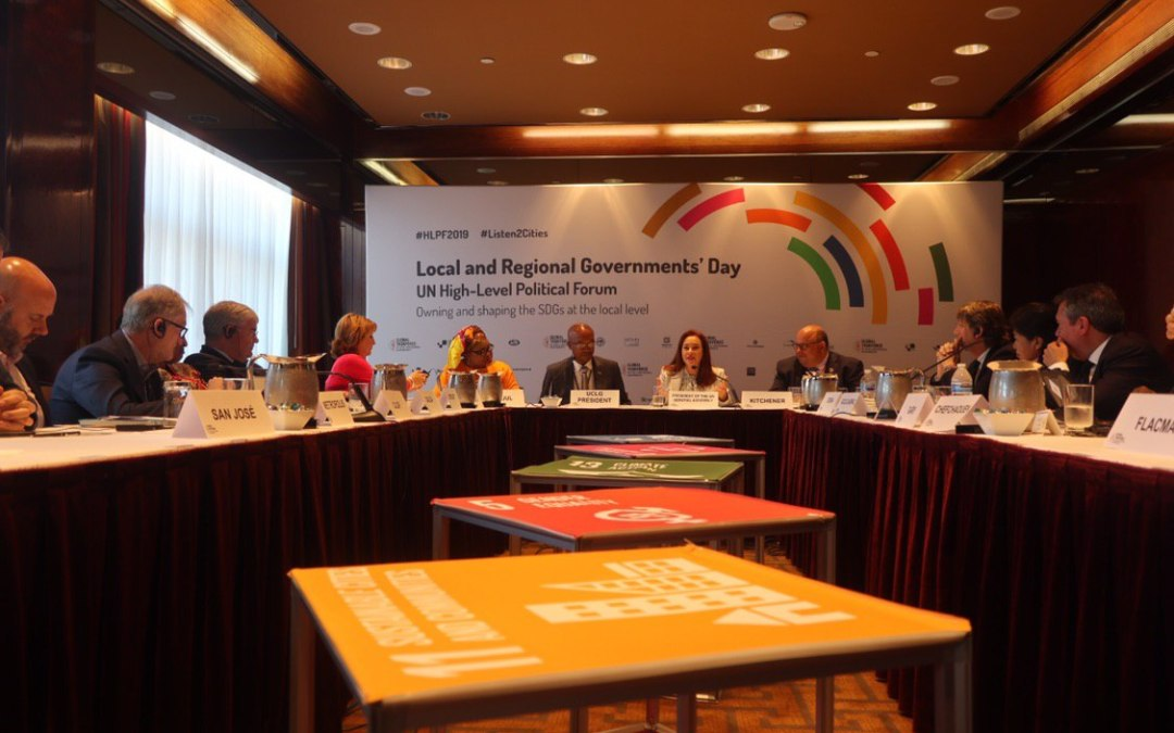 Local and Regional Governments Day