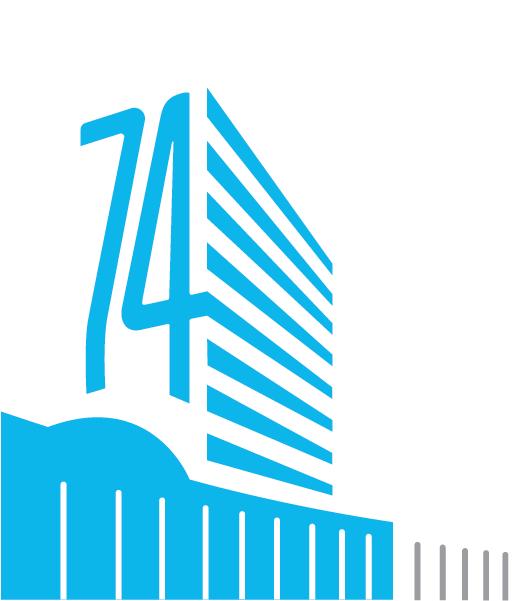 Logo del 74º Periodo de Sesiones de la Asamblea General de la ONU