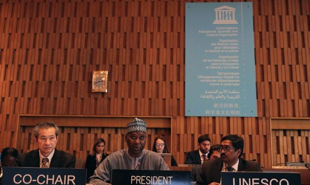 Address to the Ministerial Steering Committee on Education (UNESCO)
