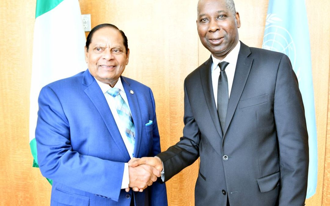 READOUT: meeting with the Prime Minister of the Cooperative Republic of Guyana and Chair of G77