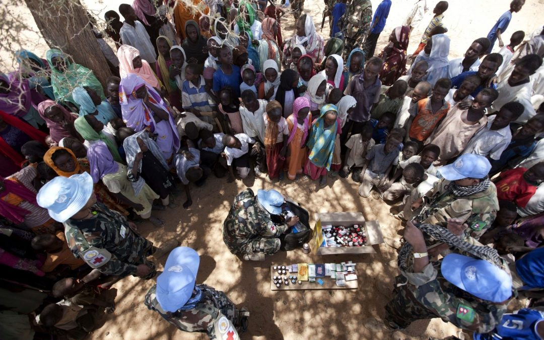 Advancing the humanitarian agenda with a focus on the most vulnerable