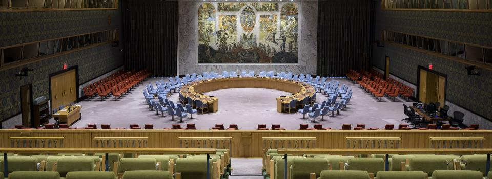 What is the Security Council?   United Nations Security Council
