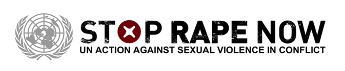 Stop Rape Now - Logo