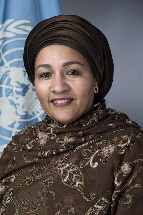 Amina J. Mohammed Deputy Secretary-General