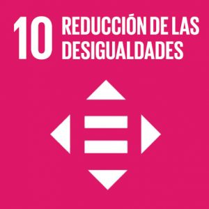 Objetivo 10 - REDUCCIÓN DE LAS DESIGUALDADES