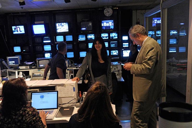 Televisión de la ONU