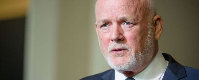 Peter Thomson, nuevo enviado especial de la ONU para los océanos