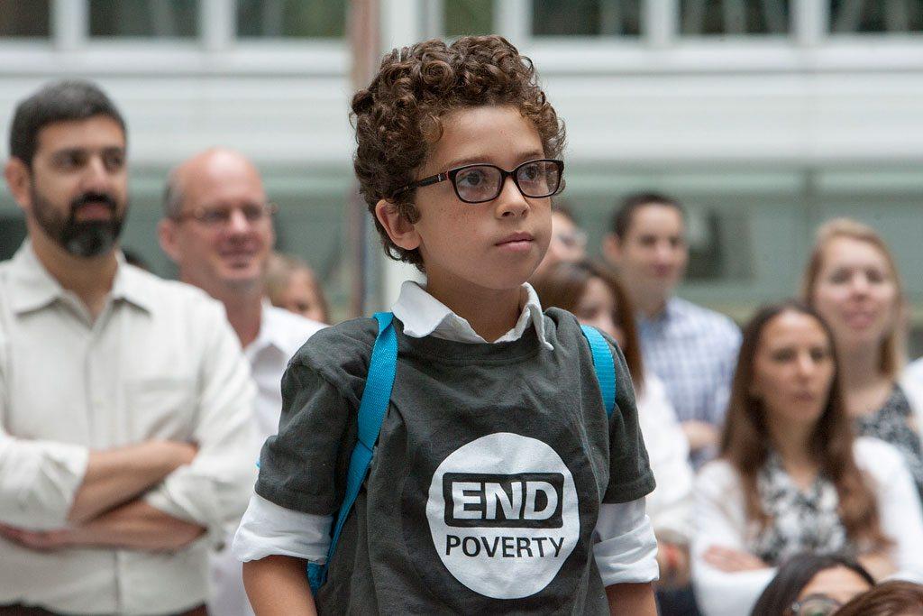 El PNUD asegura que 250.000 personas salen de la pobreza cada día. Foto: Banco Mundial/Simone D. McCourtie