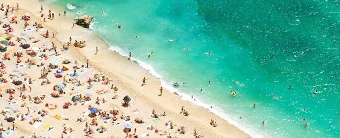 El flujo de turistas internacionales creció un 7% en 2017. Foto de archivo: OMT