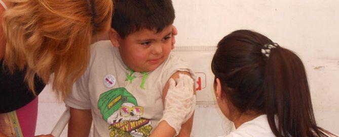 Иммунизация против гепатита Б Фото ВОЗ