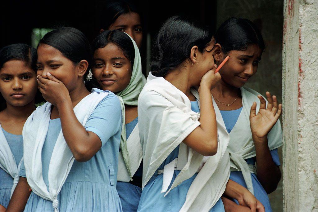 Ученицы одной из школ в Бангладеш Фото Всемирного банка/Скот Уоллас