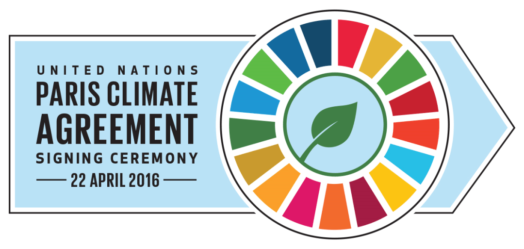 United Nations Paris Climate Agreement Signing Ceremony 22 April 2016