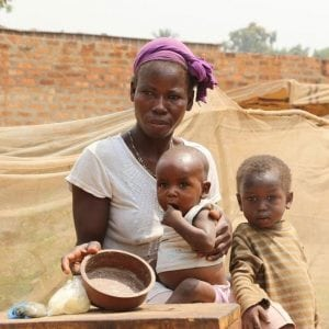 Photo: Two and a half million people in the Central African Republic (CAR) are facing hunger.