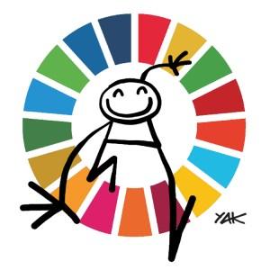 YAK book on Sustainable Development Goals