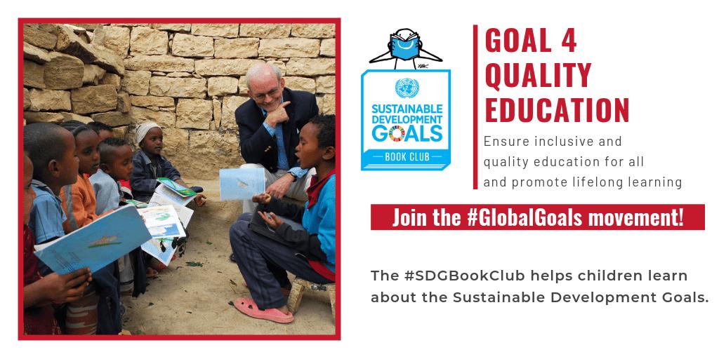 SDG Book Club - Goal 4