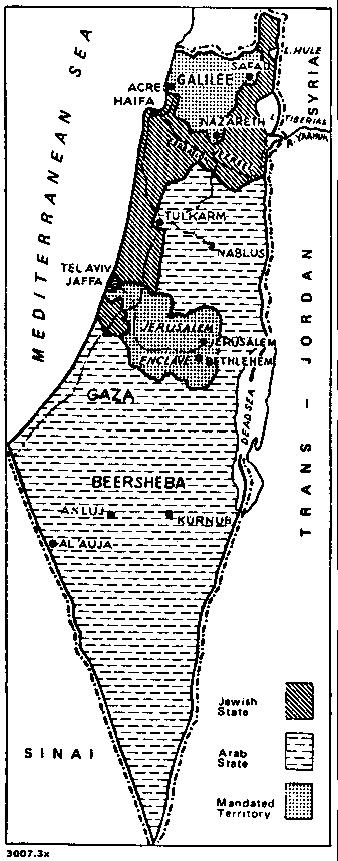 Part I 1917 1947 – Question of Palestine