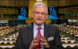 Mr. Volkan Bozkır, President of the General Assembly