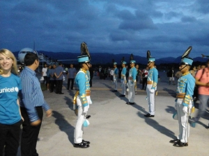 Arrival at Zamboanga City International Airport