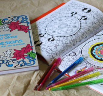 Art therapy come rimedio anti-stress: i libri da colorare (per adulti)