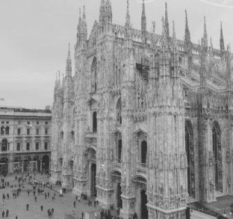 Una gita nella romantica e futuristica Milano