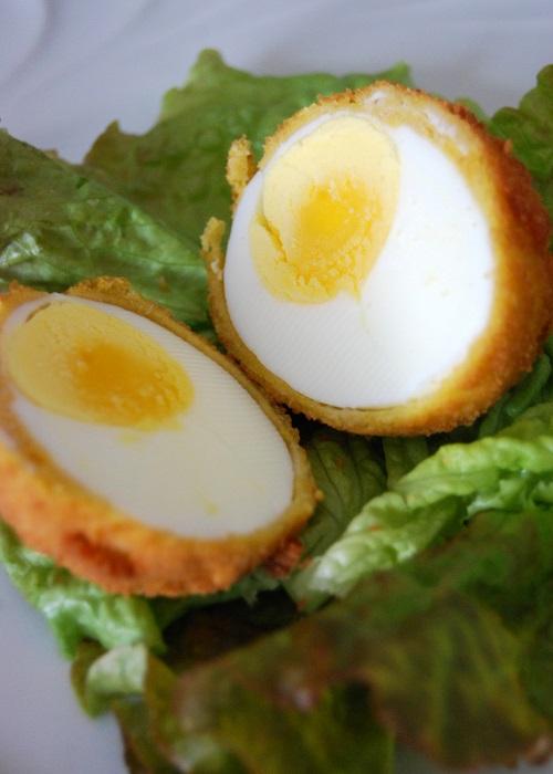 L'uovo fritto – Esperimento N°1