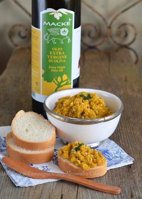 Caviar di carote - Una casa in campagna - ©2015 Alessandra Colaci