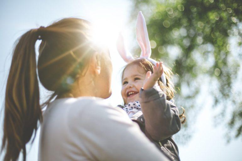 Pasqua in Italia con i bambini