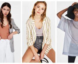 Giacche e maglia oversize per chi ha le spalle larghe.