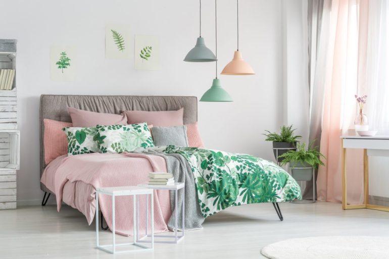 Camera da letto Feng Shui: i colori da usare
