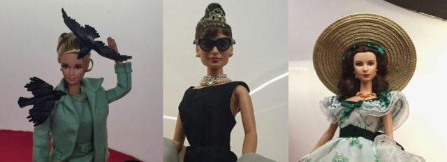 Barbie ispirate alle dive del cinema