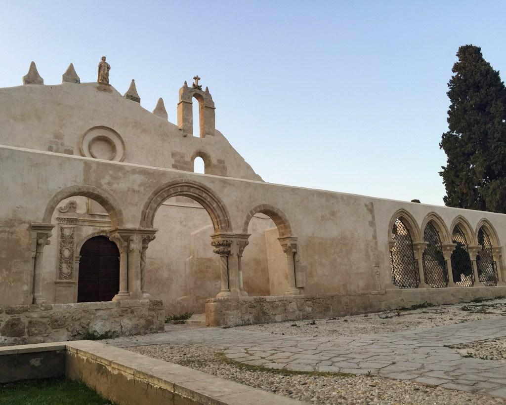 San Giovanni alle Catacombe Siracusa