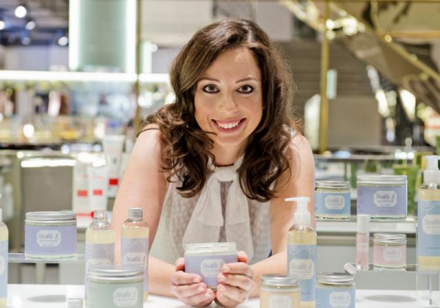 Sara Abbate e i suoi prodotti per la skin care