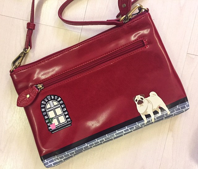 Vendula mini bag french bulldog