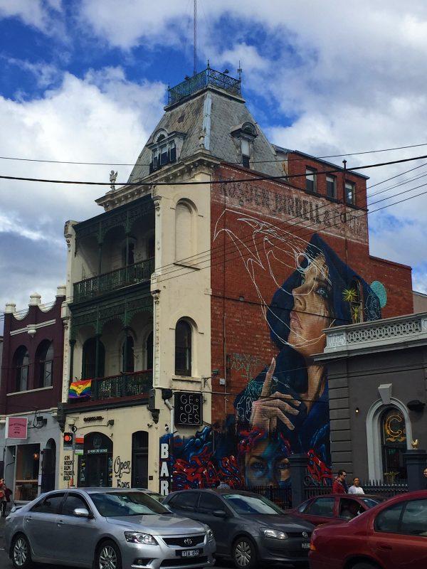 Fitzroy Melbourne Victoria