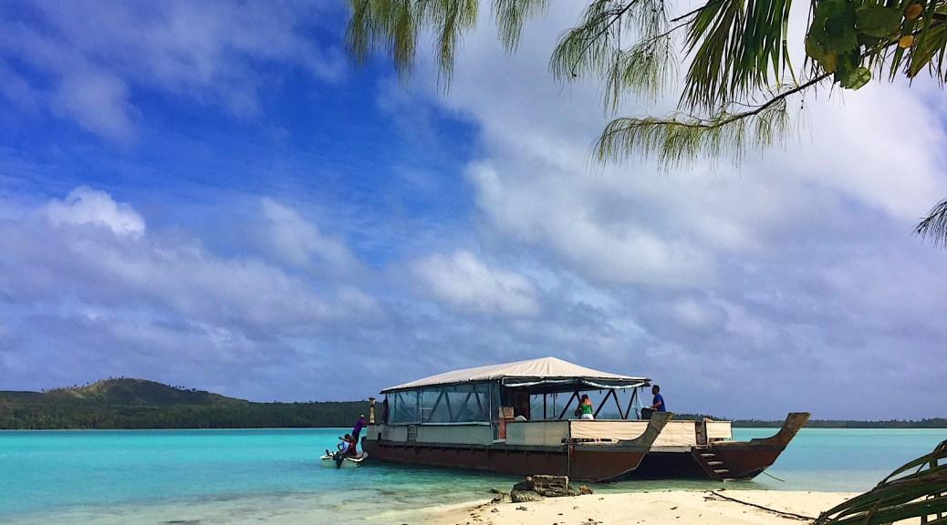 Vaka Aitutaki Cook islands