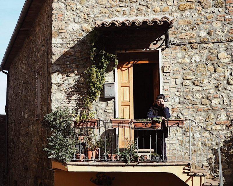 Allerona in Umbria