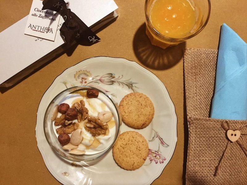 Breakfast Casa Antheia