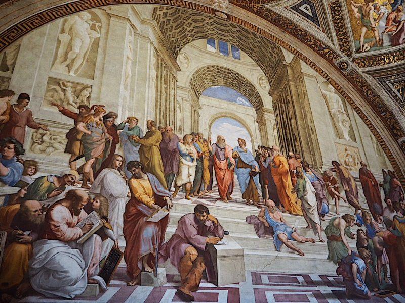 Raffaello musei vaticani