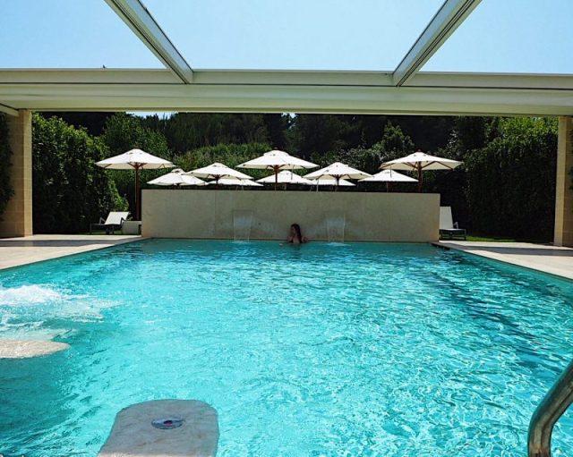 Piscina spa Vivosa resort