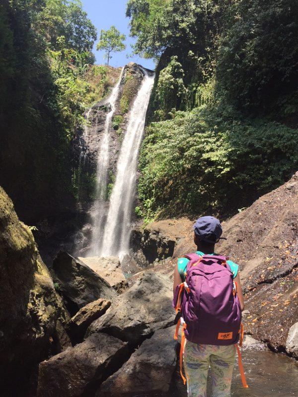 Mia figlia in viaggio con me a Bali