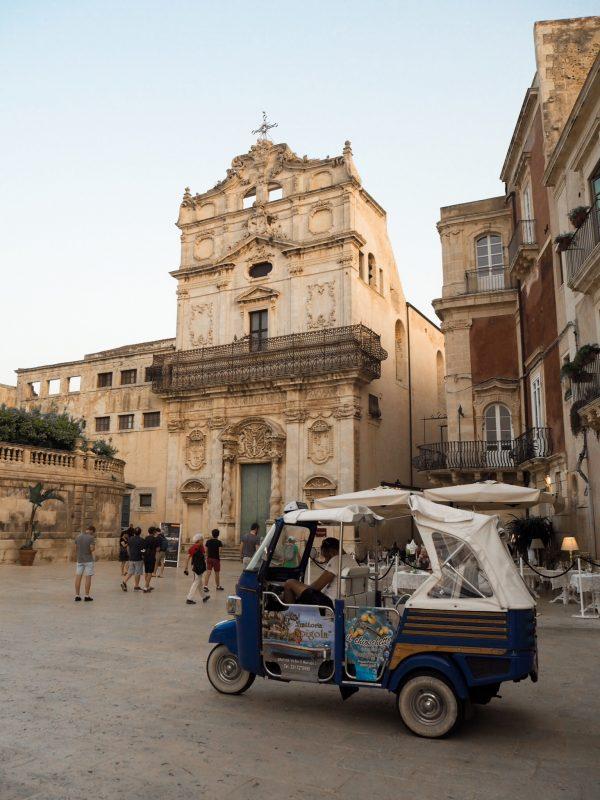 Santa Lucia Ortigia terra di Archimede