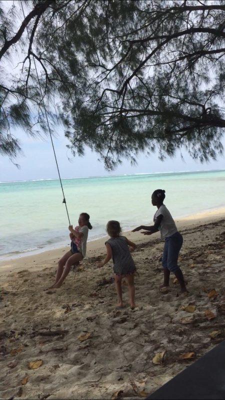 L'idea di scuola alle Isole Cook