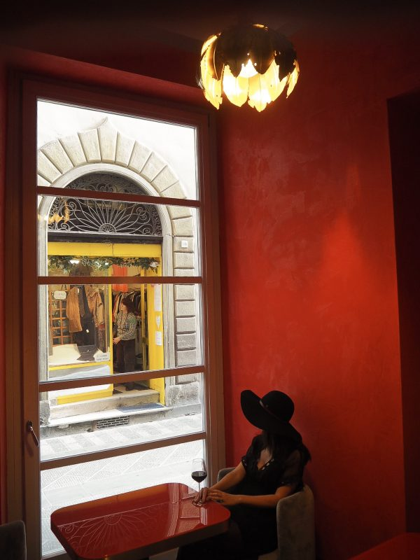 Red Room al Firenze Number Nine