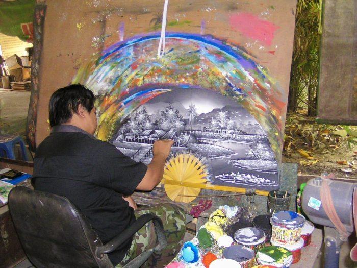 Cosa vedere a Chiang Mai Bo Sang