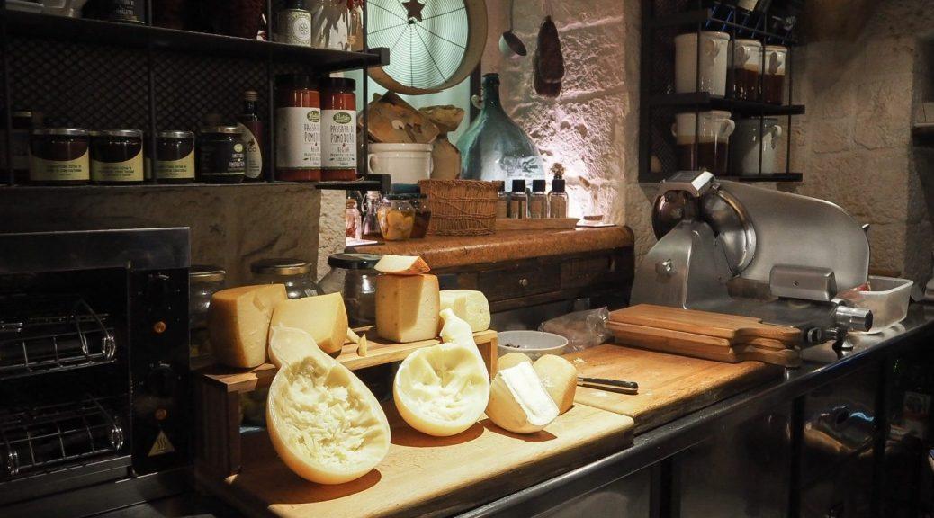 Dove mangiare a Cisternino Enoteca il Cucco