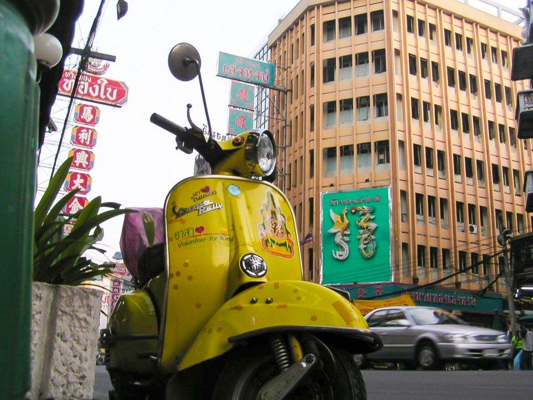 Chinatown Bangkok in due giorni